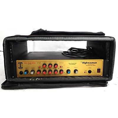 Eden Highwayman WT500 Bass Amp Head