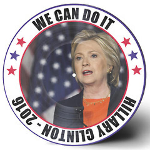 Alliance Hillary Clinton - We Can Do It