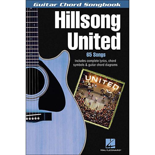 Hal Leonard Hillsong United Guitar Chord Songbook 6