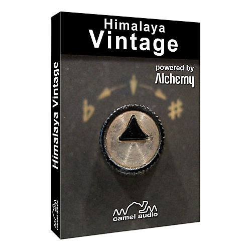 Camel Audio Himalaya: Vintage - Alchemy Sound Library Software Download