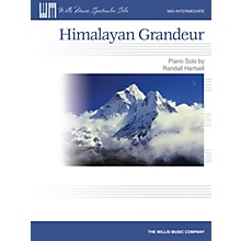 Willis Music Himalayan Grandeur (Mid-Inter Level) Willis Series by Randall Hartsell