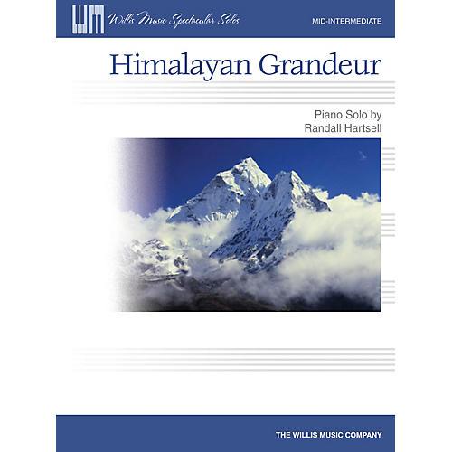 Willis Music Himalayan Grandeur (Mid-Inter Level) Willis Series by Randall Hartsell