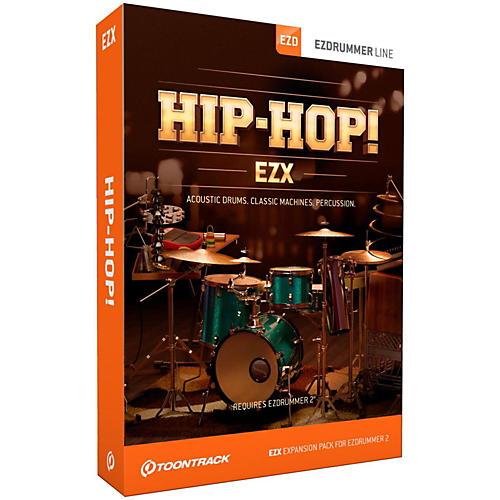 Toontrack Hip Hop! EZX
