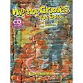 Centerstream Publishing Hip-Hop Grooves for Bass (90 Full-Demo Tracks) Bass Series Softcover with CD Written by Max Palermo thumbnail