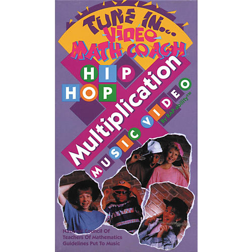 Kimbo Hip-Hop Multiplication VHS