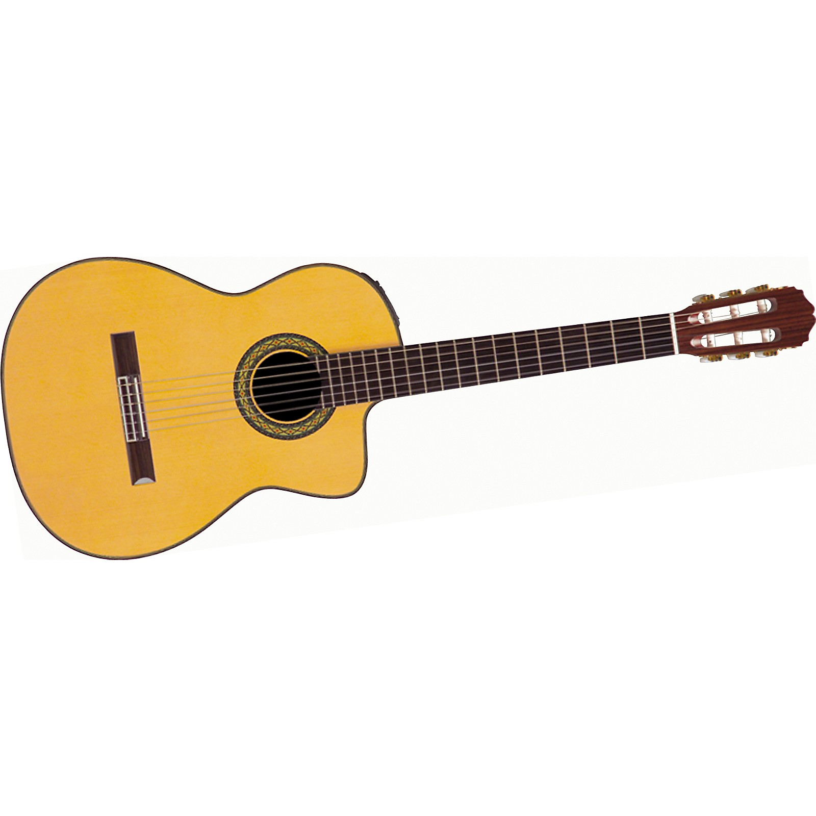 Takamine Hirade Classic TH5C Acoustic-Electric Guitar