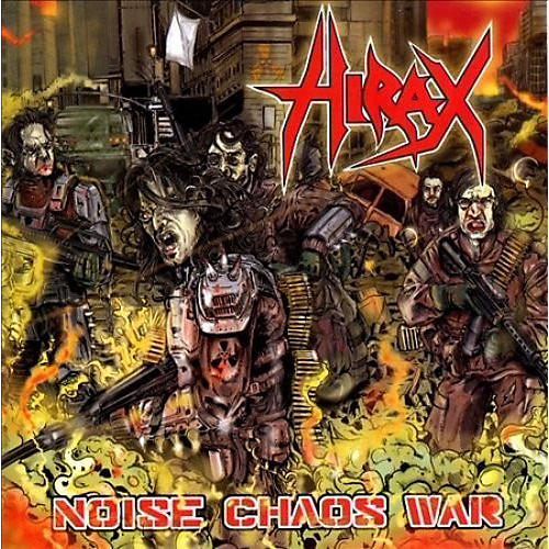 Alliance Hirax - Noise Chaos War