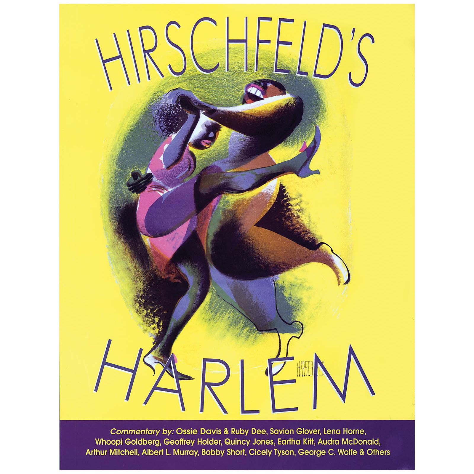 Glenn Young Books/Applause Hirschfeld's Harlem Applause Books Series Softcover Written by Al Hirschfeld