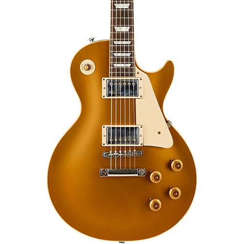 Gibson Custom Historic '57 Les Paul Goldtop Darkback VOS 2018 Electric Guitar