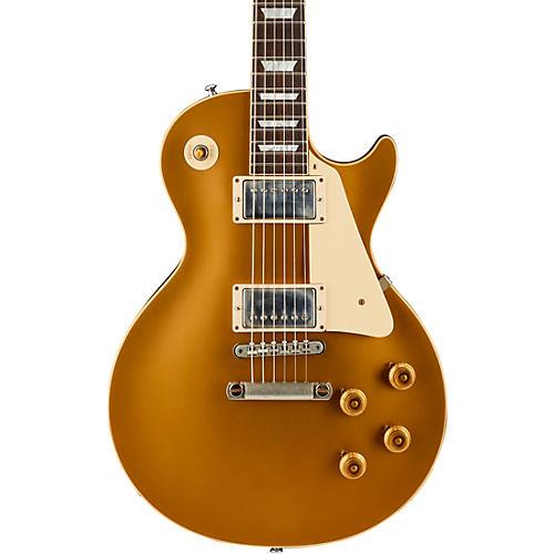Gibson Custom Historic '57 Les Paul Goldtop Darkback VOS Electric Guitar