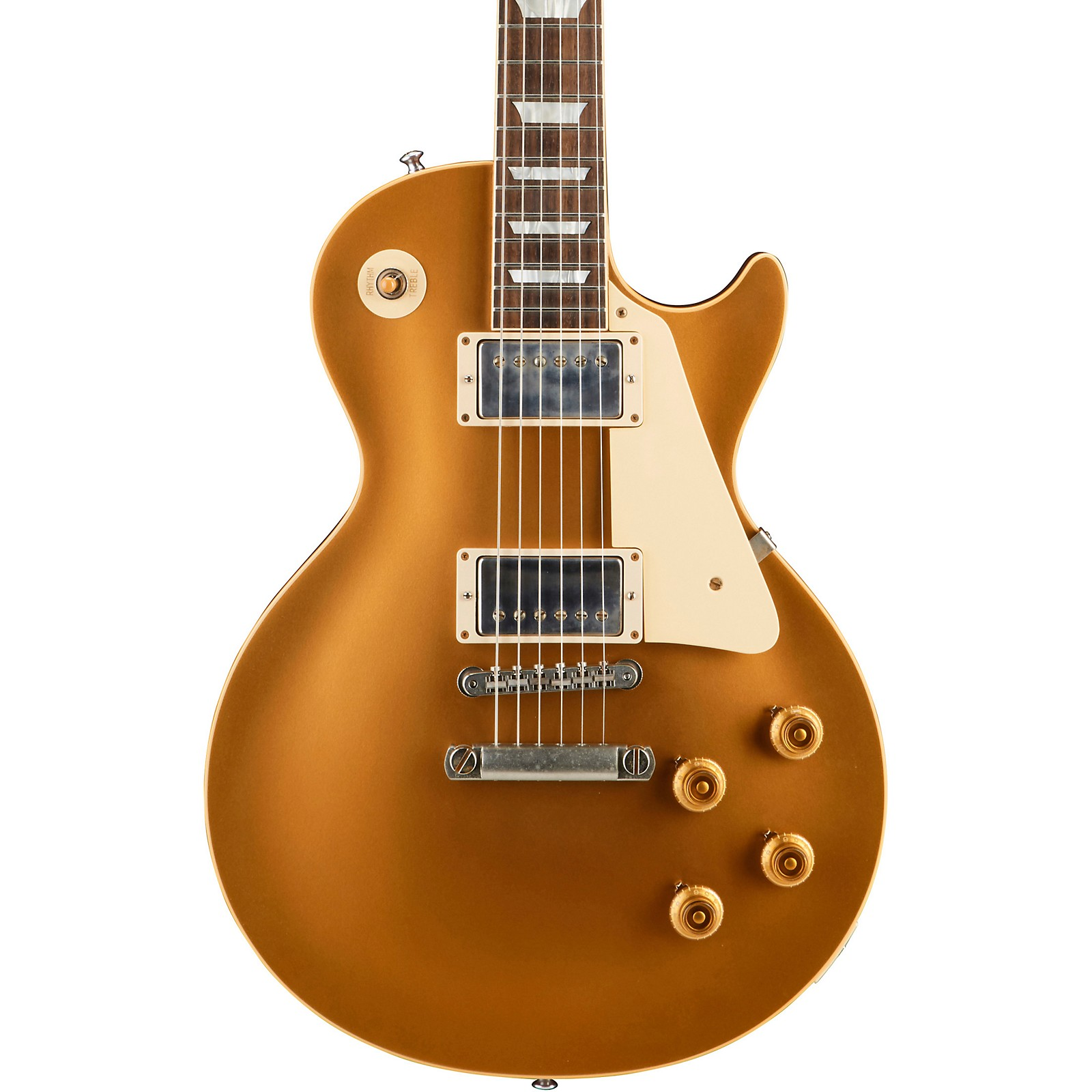 Gibson Custom Historic '57 Les Paul Goldtop VOS Electric Guitar