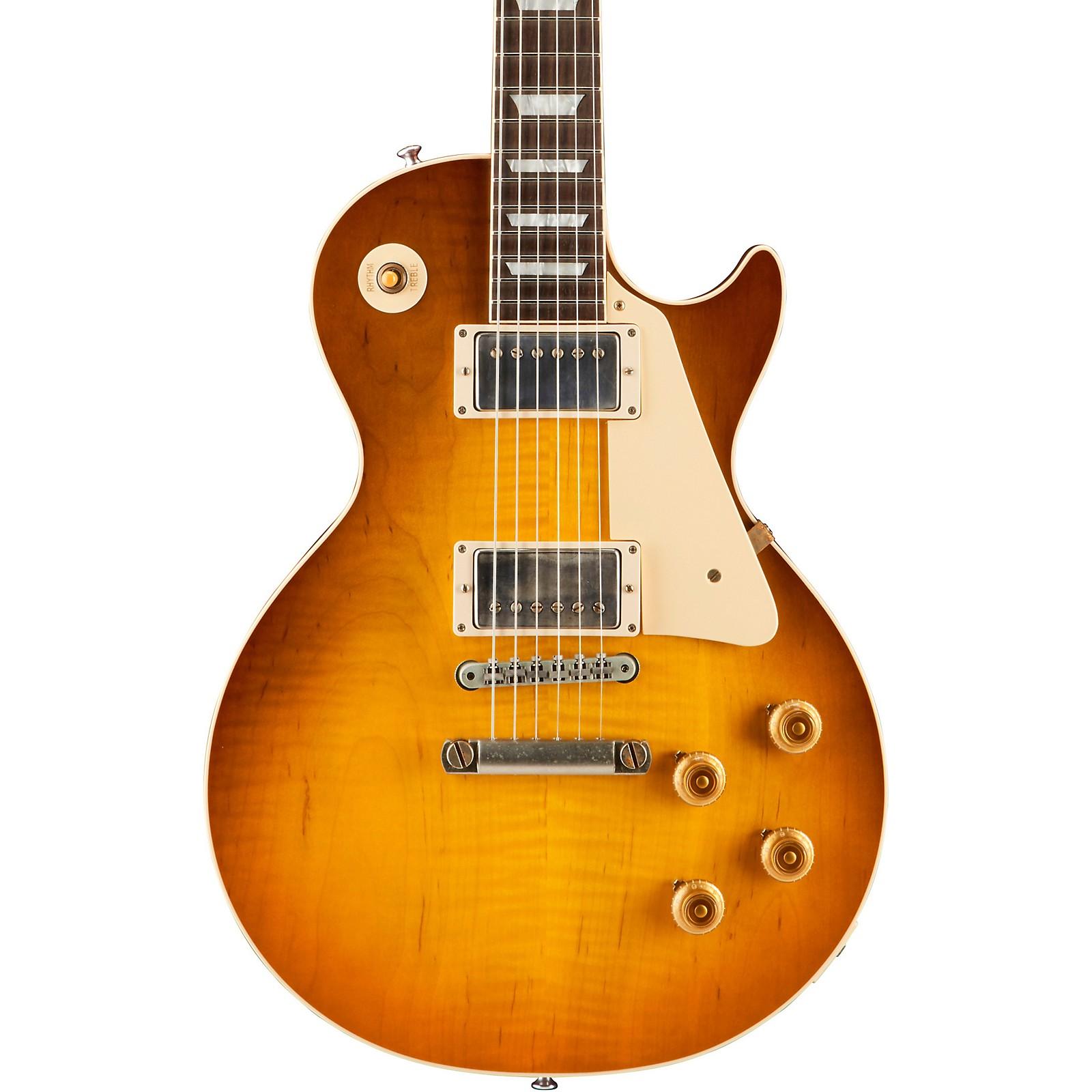 Gibson Custom Historic '58 Les Paul Standard VOS Electric Guitar