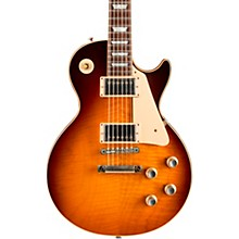 Historic '60 Les Paul Standard VOS Electric Guitar Dark Bourbon