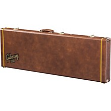 Open Box Gibson Historic Brown V Bass Case