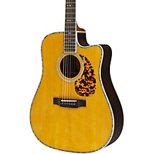 Open Box Blueridge Historic Series BR-180CE Cutaway Dreadnought Acoustic-Electric Guitar