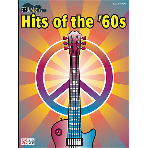 Cherry Lane Hits Of The '60s - Strum & Sing Series