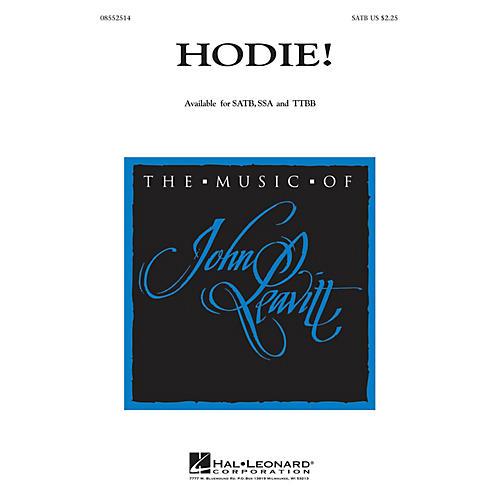 Hal Leonard Hodie! SATB