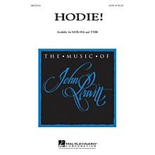 Hal Leonard Hodie! TTBB