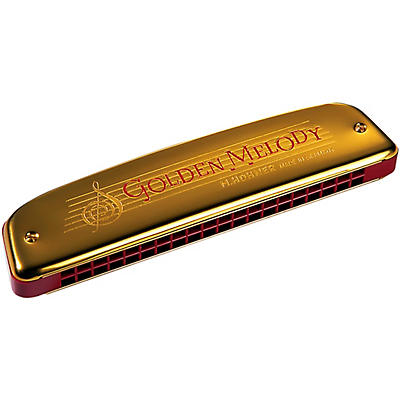 Hohner Hohner Golden Melody Tremolo