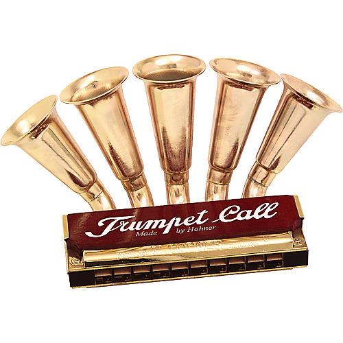 Gifts of Note Hohner Trumpet Call Harmonica