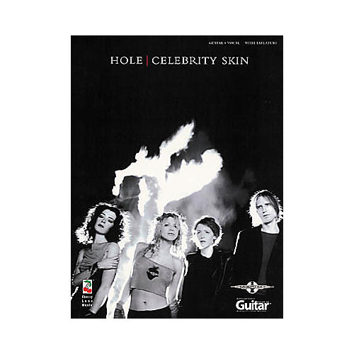 Cherry Lane Hole - Celebrity Skin Book
