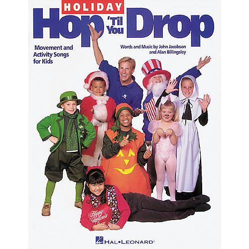 Hal Leonard Holiday Hop 'Til You Drop CD