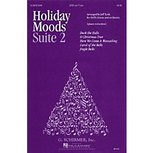 G. Schirmer Holiday Moods (SATB divisi) SATB Divisi composed by Various