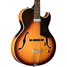 Washburn Hollowbody Mini-Humbucker Electric Guitar Sunburst