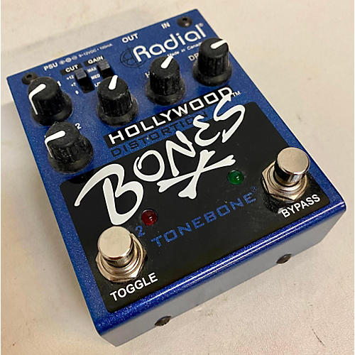 Radial Engineering Hollywood Bones Effect Pedal