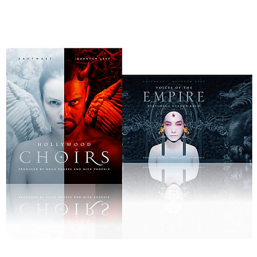 EastWest Hollywood Choirs Diamond + Voice Of The Empire Bundle