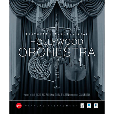 EastWest Hollywood Orchestra - Diamond Edition (Download)