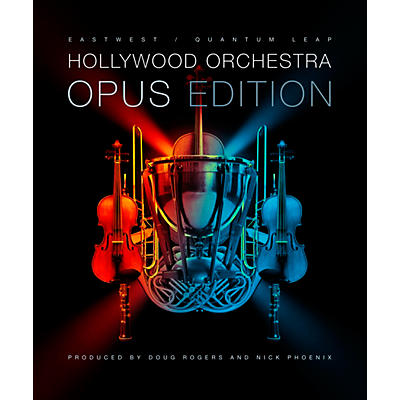 EastWest Hollywood Orchestra Opus Edition Gold Version