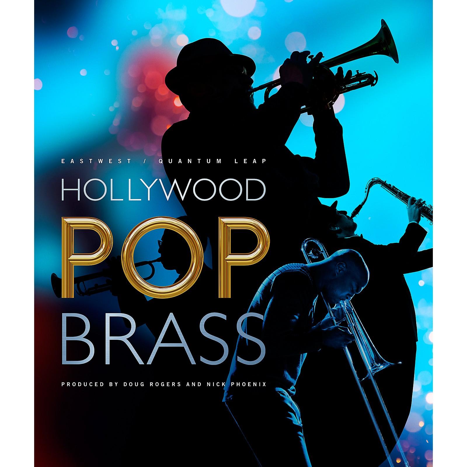 EastWest Hollywood Pop Brass