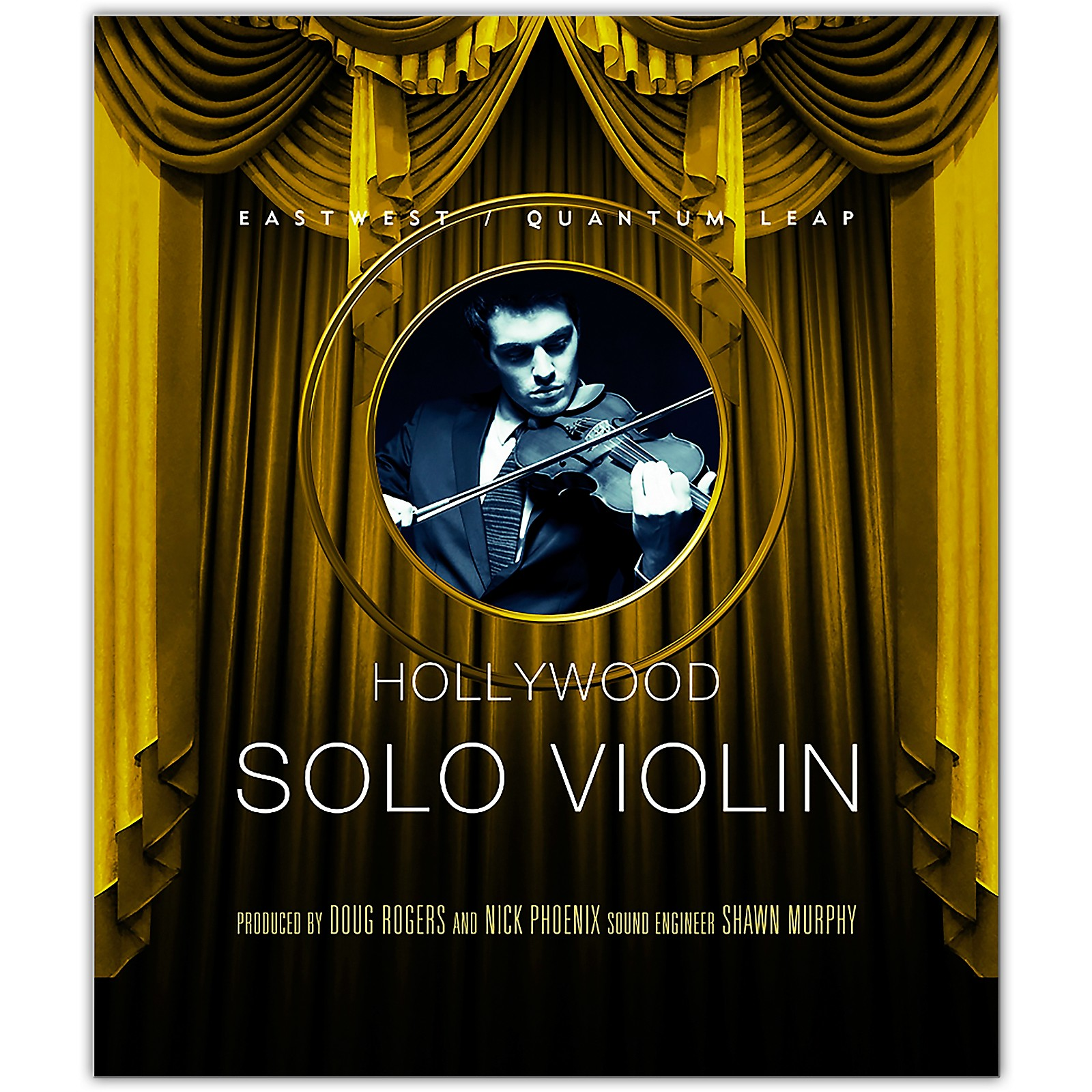 EastWest Hollywood Solo Violin - Gold