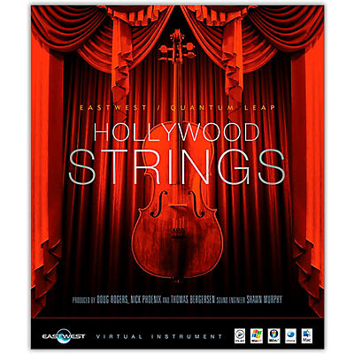EastWest Hollywood Strings Gold Edition