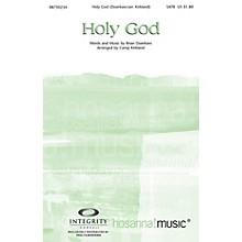Integrity Choral Holy God CD ACCOMP by Brian Doerksen Arranged by Camp Kirkland