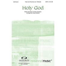 Integrity Choral Holy God ORCHESTRA ACCOMPANIMENT by Brian Doerksen Arranged by Camp Kirkland