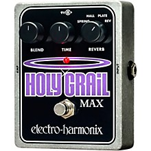 Electro-Harmonix Holy Grail Max Guitar Effects Pedal