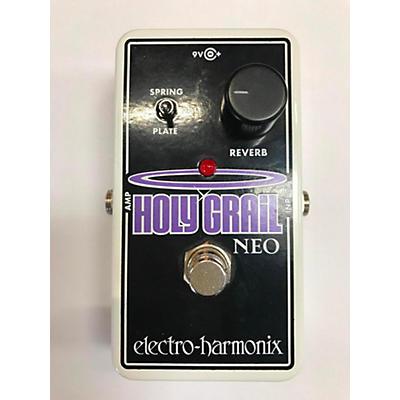 Electro-Harmonix Holy Grail Neo Reverb Effect Pedal