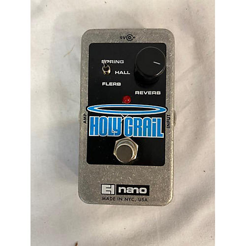 Holy Grail Reverb Effect Pedal