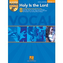 Hal Leonard Holy Is the Lord - Vocal Edition Worship Band Play-Along Series Softcover with CD  by Various
