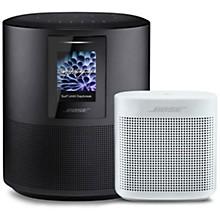Bose Home Speaker 500 and Soundlink Color II Speaker