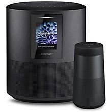 Bose Home Speaker 500 and Soundlink Revolve