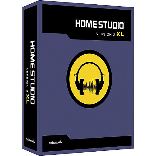 Cakewalk Home Studio 2 XL Academic Version