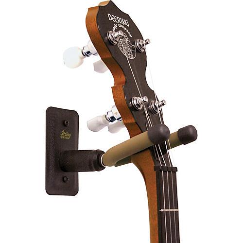 String Swing Home and Studio Metal Banjo Hanger