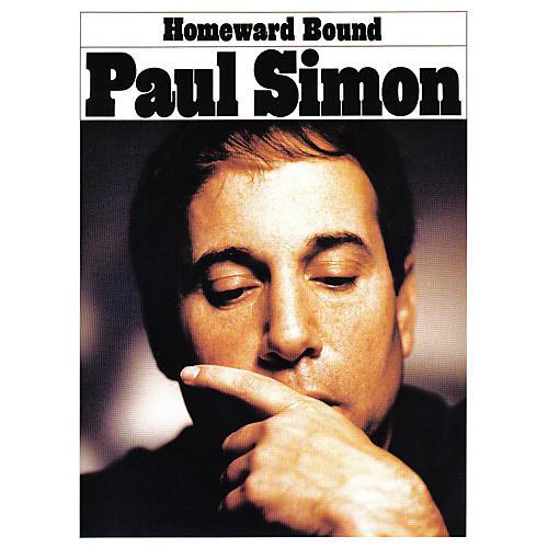 Music Sales Homeward Bound Music Sales America Series Performed by Paul Simon