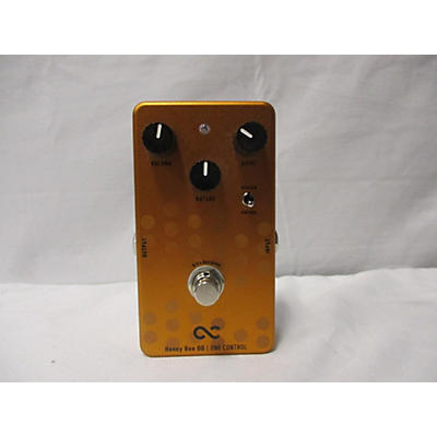One Control Honey Bee OD Effect Pedal