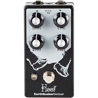 Earthquaker Devices Hoof V2 Fuzz Effects Pedal