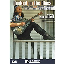 Homespun Hooked on the Blues - Dynamic Guitar Techniques (DVD)