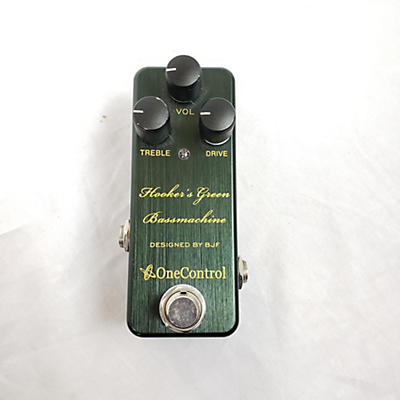 One Control Hookers Green Effect Pedal